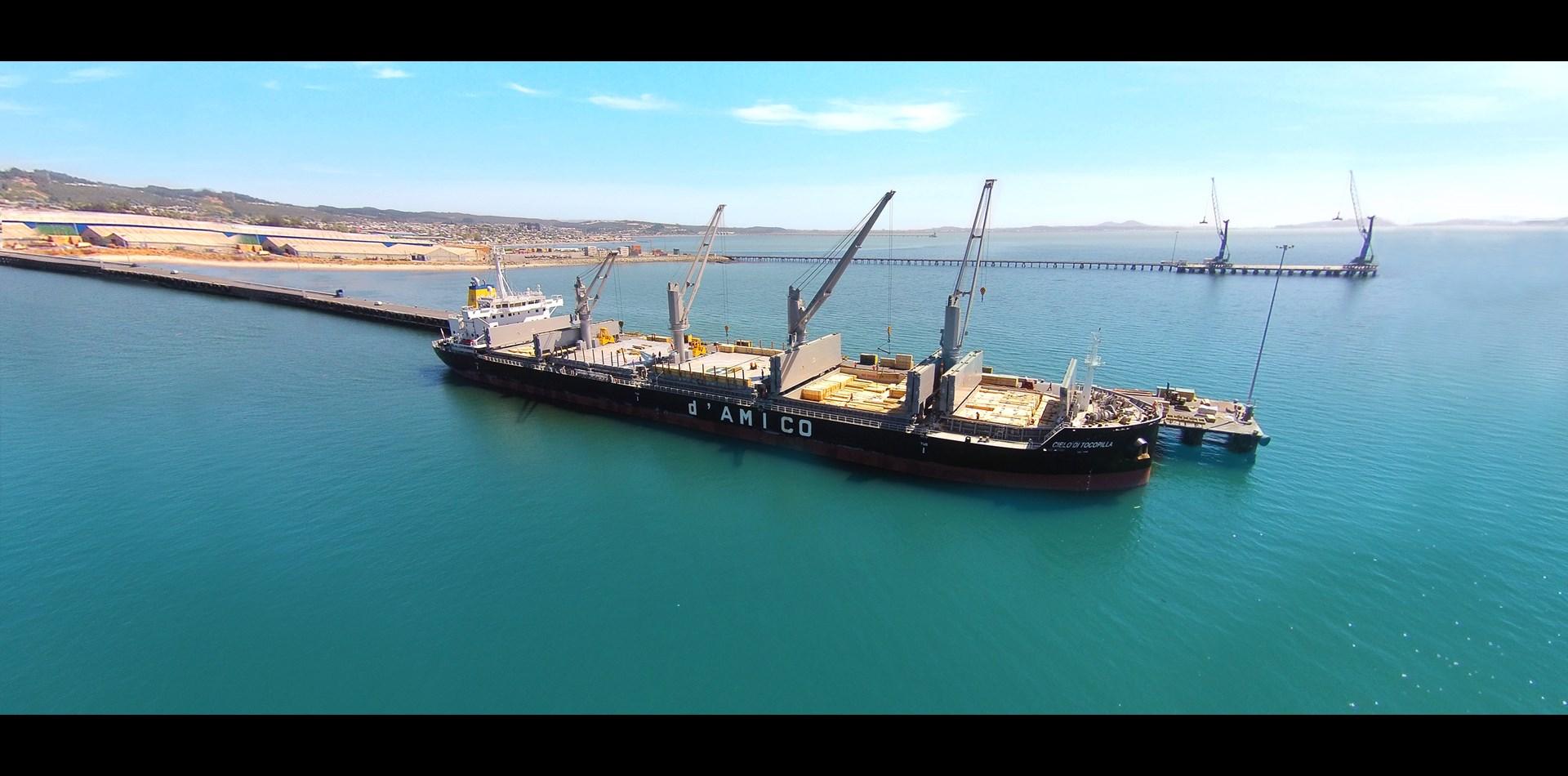 d'Amico Group - Ship Management